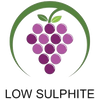 Low/No Sulphite wines icon