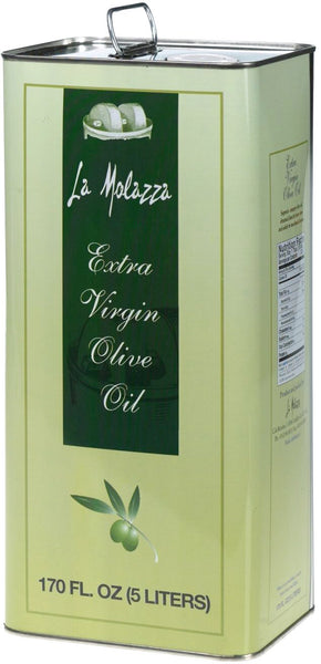 La Molazza Organic Extra Virgin Olive Oil (5 litre)