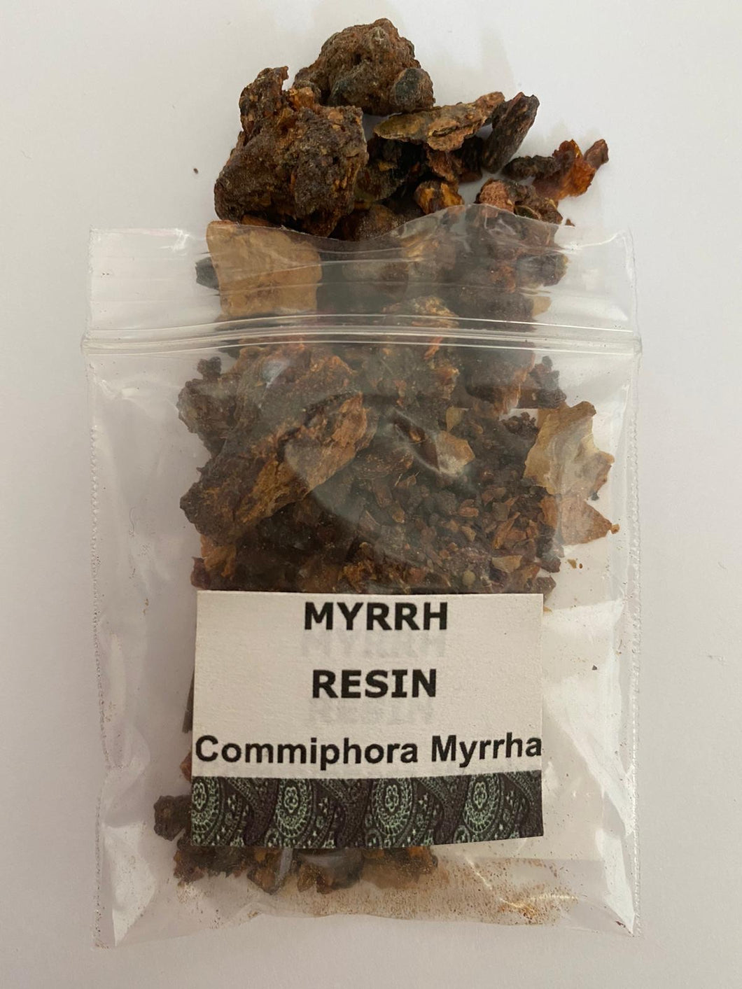 Myrrh Resin - 15g