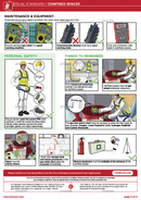 Confined Spaces | Visual Standard
