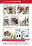 Electrical Equipment | Toolbox Talk