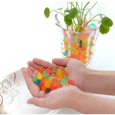 CRYSTAL SOIL HYDROGEL PEARLS (1000 PCS)