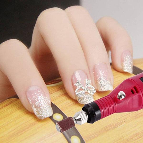 ELECTRIC NAIL SHAPING PEN