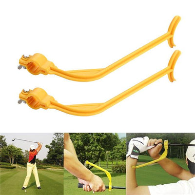 GOLF SWING TRAINING GUIDE (2 PCS)