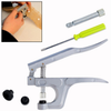 CLOTH BUTTON PRESS TOOL KIT