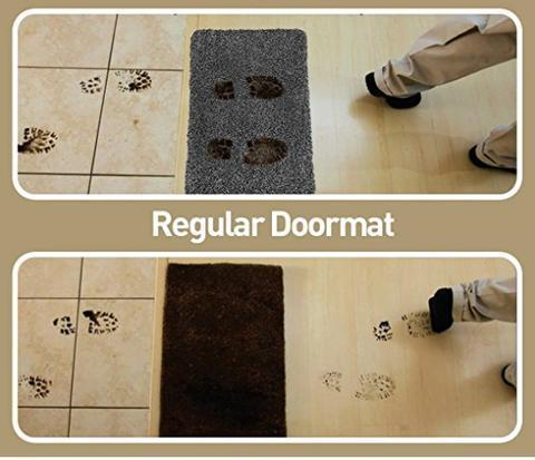SUPER CLEANING DOOR MAT