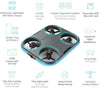 FULL HD SELFIE POCKET DRONE