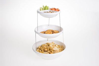 3-TIER TWIST PARTY BOWL