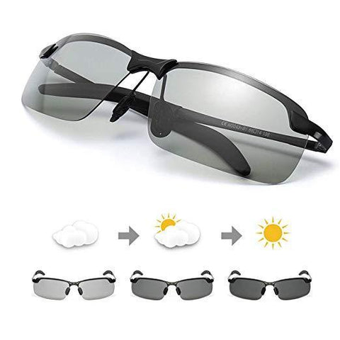 SMART PHOTOCHROMIC SUNGLASSES