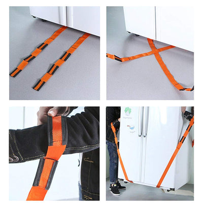 FURNITURE MOVING BODY STRAPS