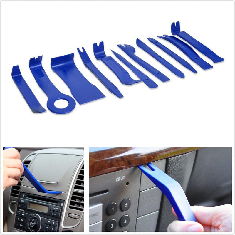 CAR INTERIOR TRIM REMOVING TOOL SET (12 PCS)