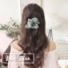FLOWER HAIR BUN MAKER