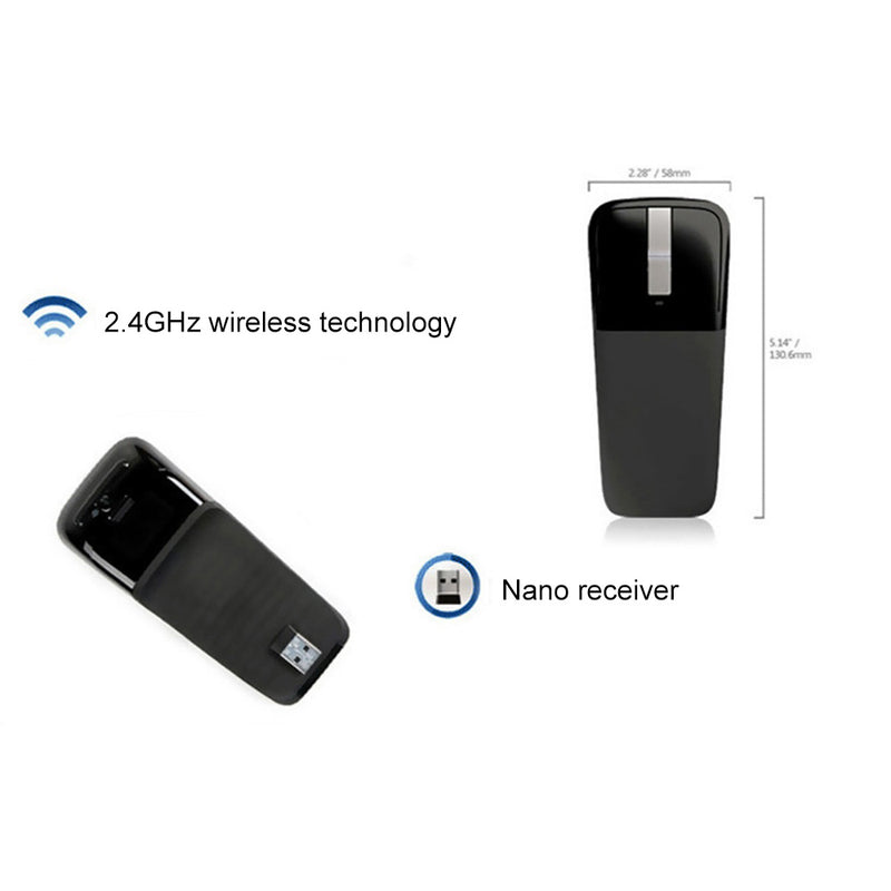ARC BLUETOOTH TOUCH MOUSE