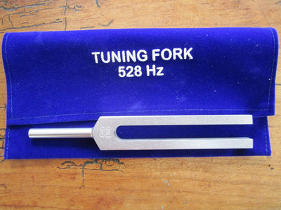 528HZ EMOTIONAL FREQUENCY TUNING FORK