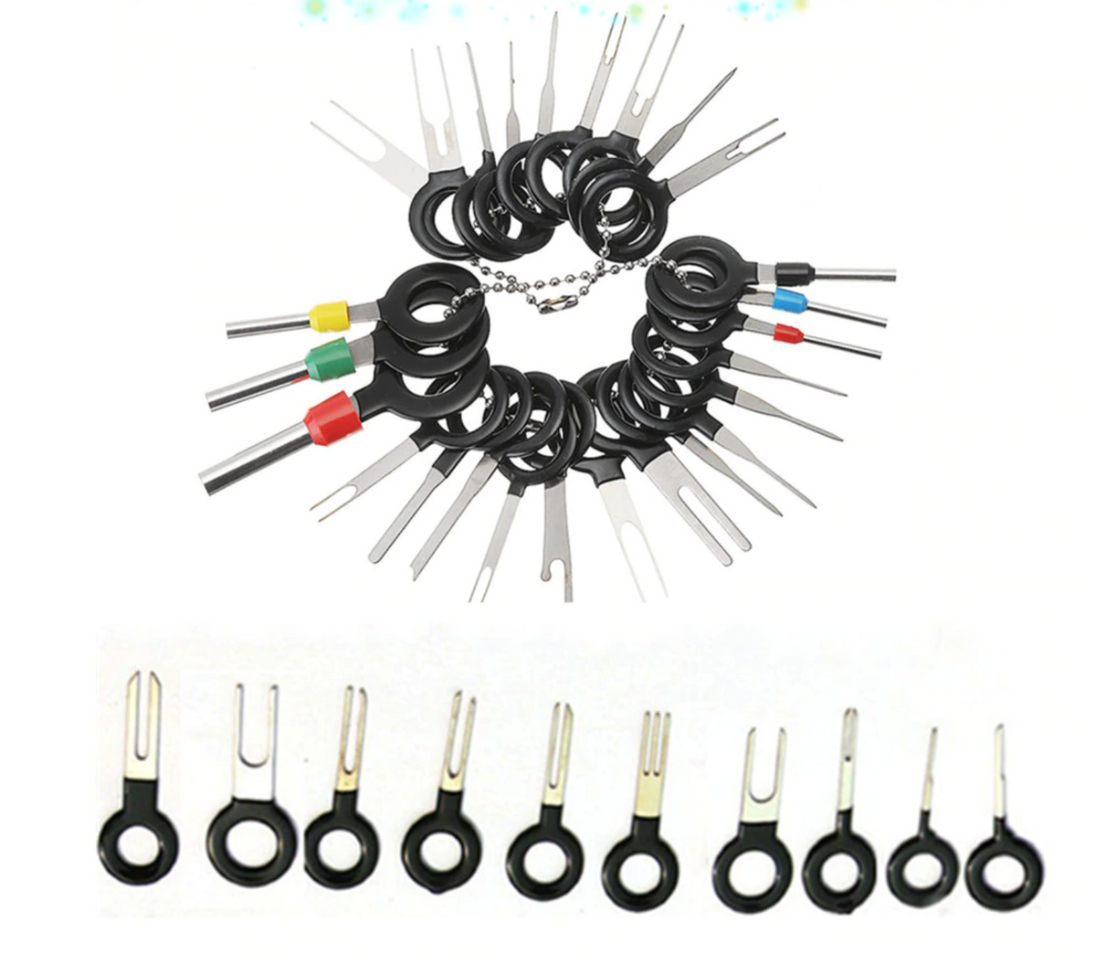 WIRE TERMINAL REMOVAL KIT