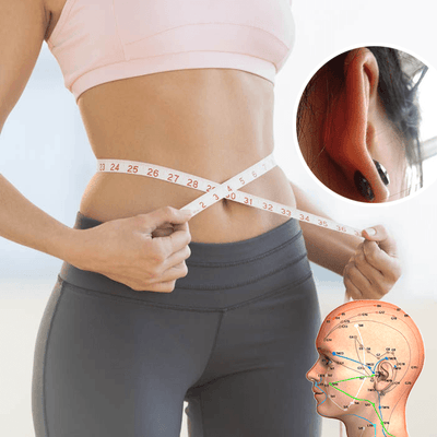 ACUPRESSURE WEIGHT LOSS MAGNETS