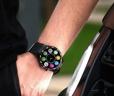 ALL-IN-ONE LED SMARTWATCH