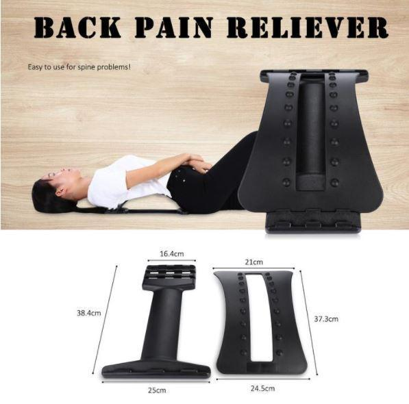 BACK PAIN RELIEVER DEVICE