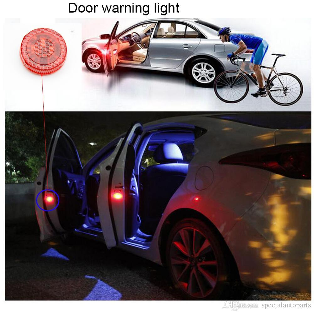 CAR OPEN DOOR WARNING LIGHT (2 PCS)