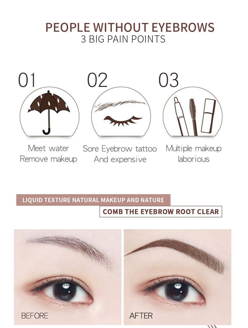 ULTRA MICROBLADING TATTOO EYEBROW PEN