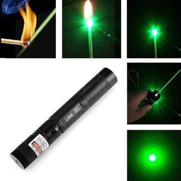 GREEN BEAM LASER POINTER