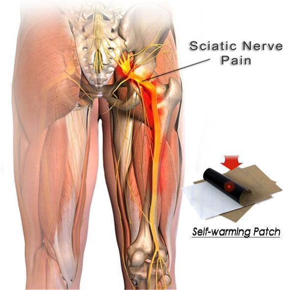 HERBAL NERVE PAIN PATCHES