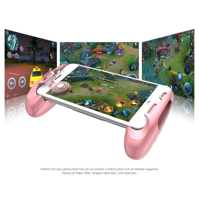 IPHONE & ANDROID PHONE GAMING CONTROLLER