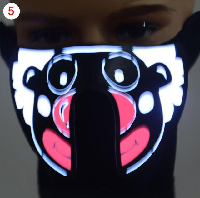 LED LIGHT FACE MASK