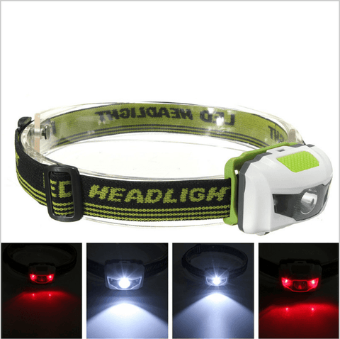LED WATERPROOF HEADLAMP
