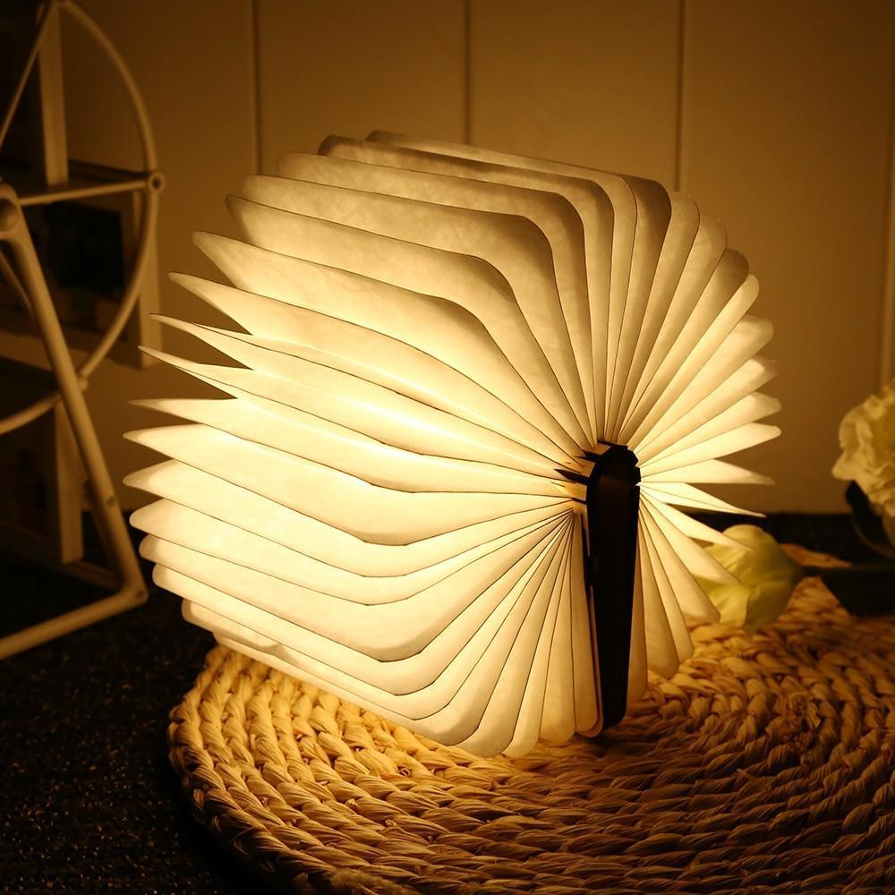 RECHARGEABLE BOOK LAMP