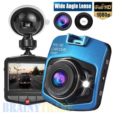 DVR CAR DASHBOARD CAMERA
