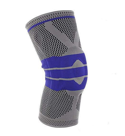 SILICONE PADDED KNEE BRACE SUPPORTER