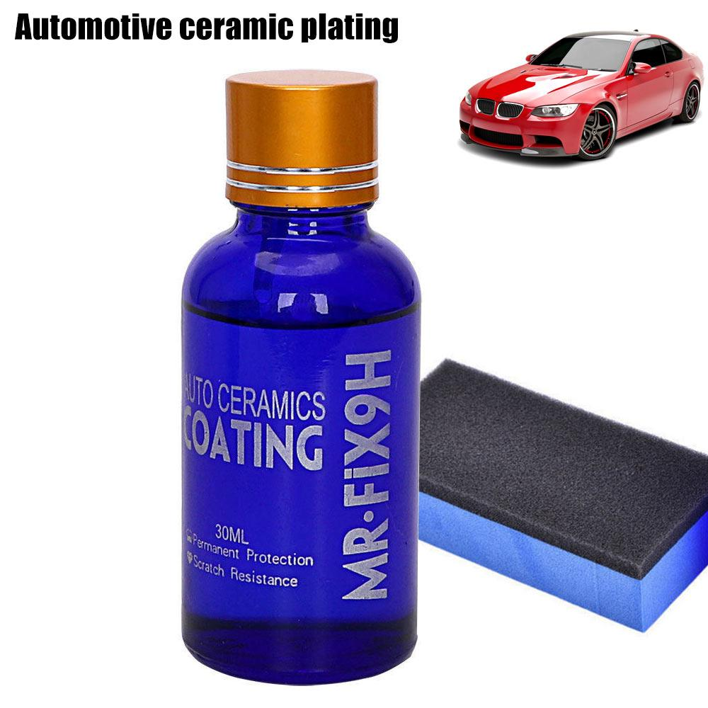 Super Ceramic Car Coating Long Lasting Protection Shine Runspree