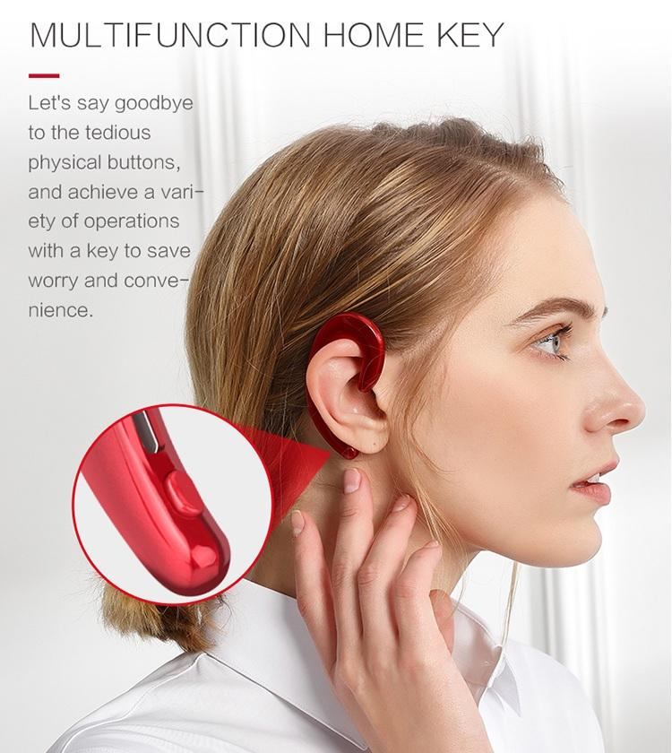 ZERO PRESSURE EARHOOK EARPHONES