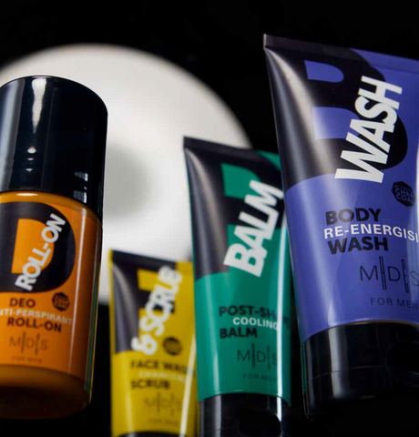 Mades cosmetics for Men