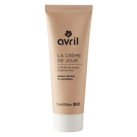AVRIL 有機杏桃乳木果日霜 (乾性及敏感性肌膚) | AVRIL Face Cream For Day (Dry & Sensitive Skin) - Natural Organic