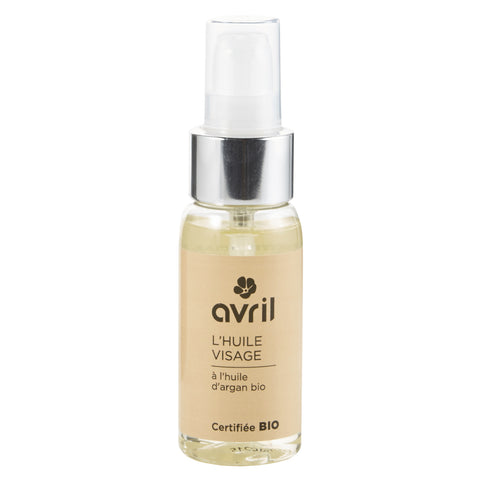 AVRIL 有機堅果美肌油 | AVRIL Face Oil with Argan Oil - Certified Organic