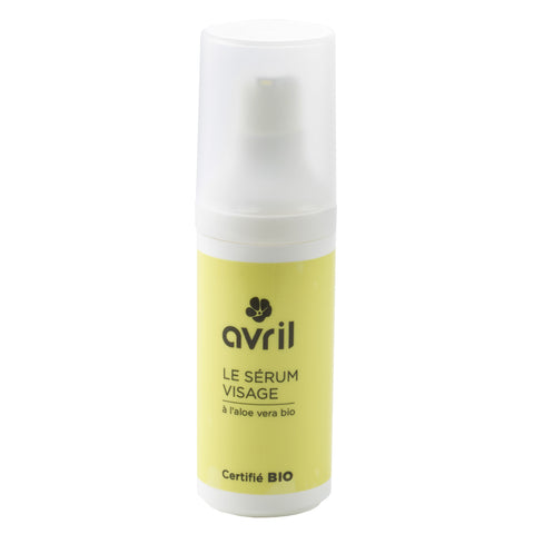 AVRIL 有機保濕活肌精華 | AVRIL Face Serum - Certified Organic