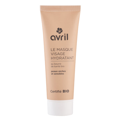 AVRIL 有機乳木果保濕面膜 | AVRIL Moisturizing Face Mask - Certified Organic