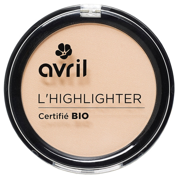 AVRIL 有機高光粉餅 (Highlighter) | AVRIL Highlighter - Certified Organic
