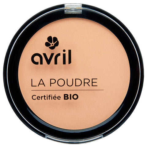 AVRIL 有機透薄粉餅 (Claire) | AVRIL Compact Powder (Claire) - Certified Organic