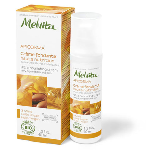 MELVITA 有機3重蜂蜜潤澤面霜 | MELVITA Ultra-nourishing cream