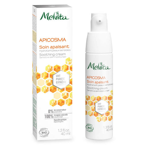 MELVITA 有機3重蜂蜜抗敏面霜 | MELVITA Soothing Cream