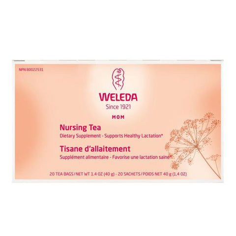 WELEDA 哺乳茶 | WELEDA Nursing Tea
