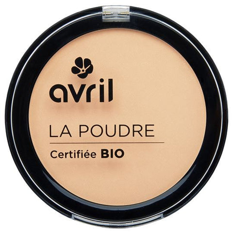 AVRIL 有機透薄粉餅 (Porcelaine) | AVRIL Compact Powder (Porcelaine) - Certified Organic