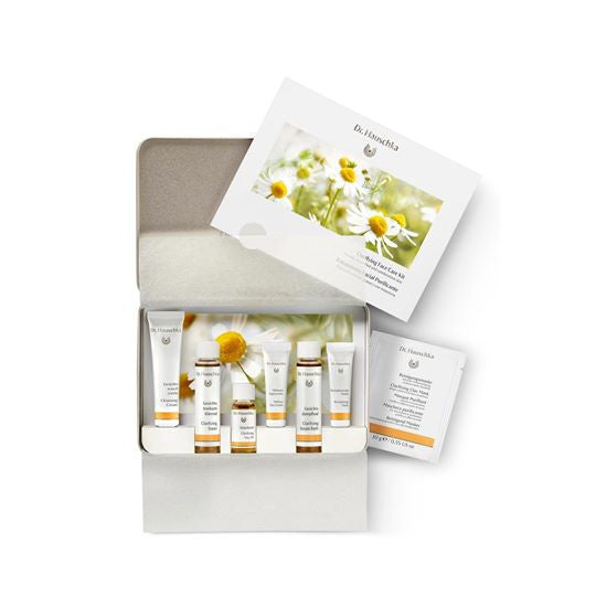 DR. HAUSCHKA 淨化面部護理套裝 | DR. HAUSCHKA Clarifying Face Care Kit