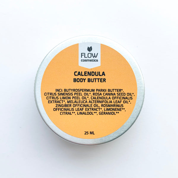 FLOW COSMETICS 金盞花乳木果豐凝潤膚霜 | FLOW COSMETICS Calendula Body Butter
