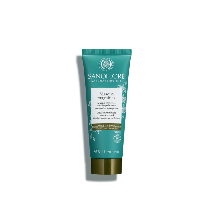 SANOFLORE Mask Magnifica Peppermint Purifying Mask