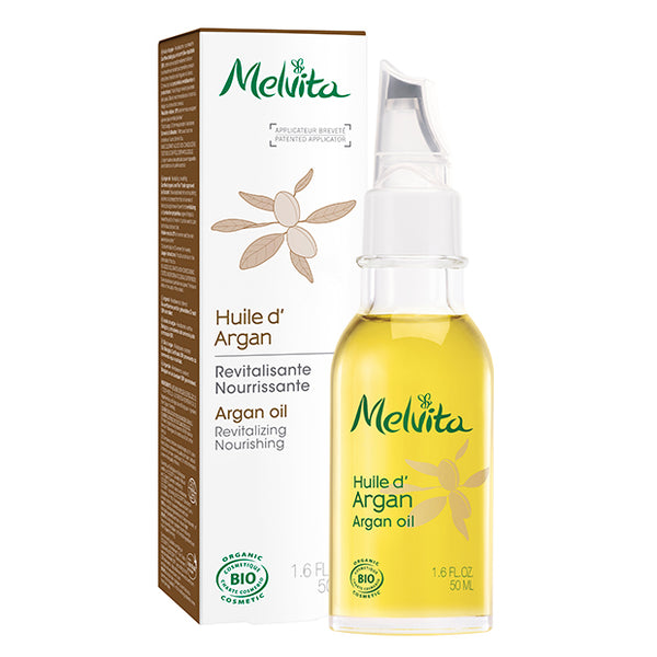 MELVITA 泵泵水潤套裝 l MELVITA Signature Hydrating Argan Oil & Rose Floral Water Set