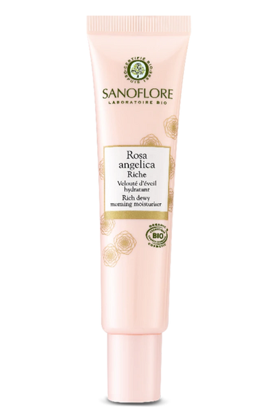 SANOFLORE 玫瑰深層保濕日霜 | SANOFLORE Rosa Angelica Rich Dewy Morning Moisturiser